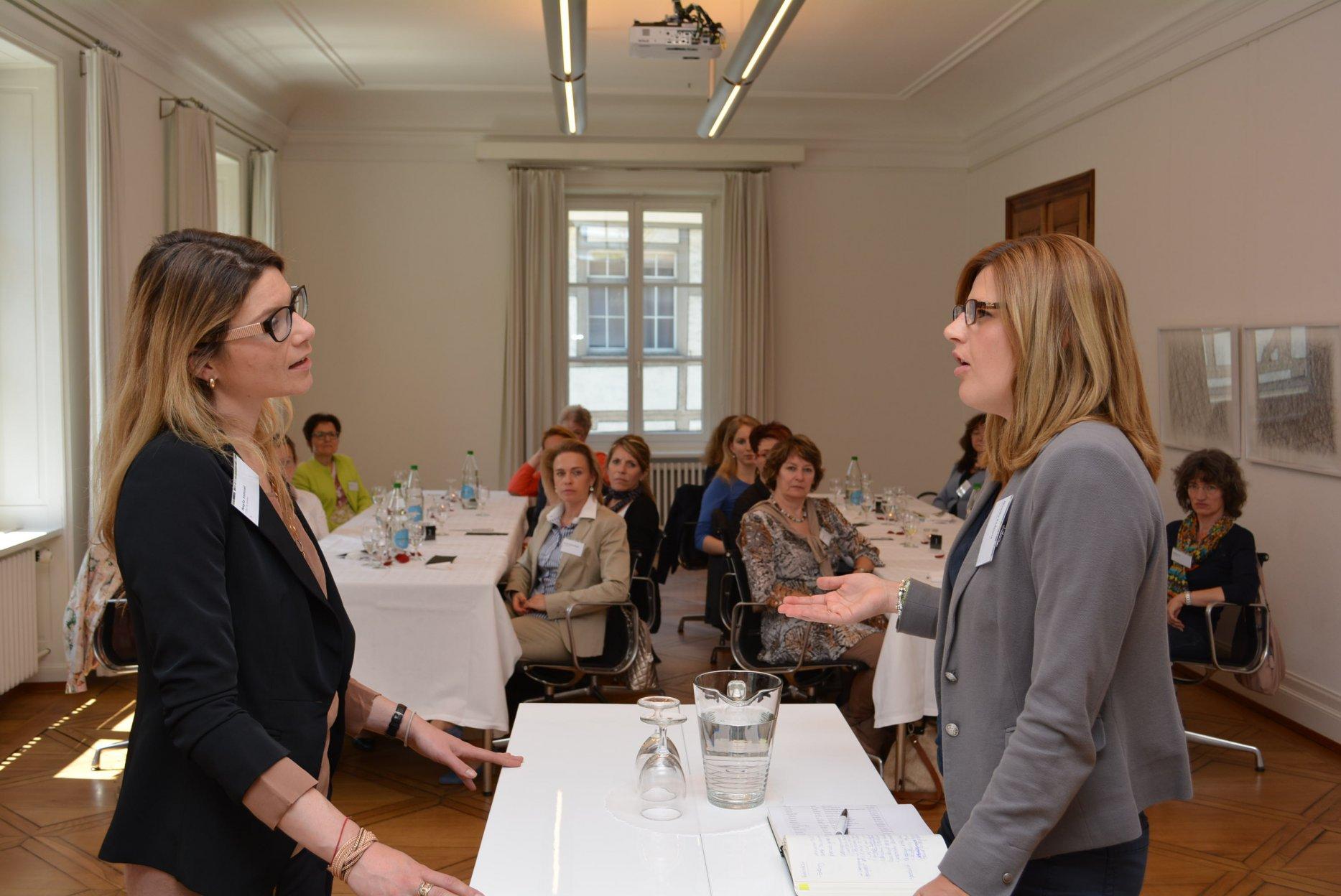Women Only - Frauen im Gespräch