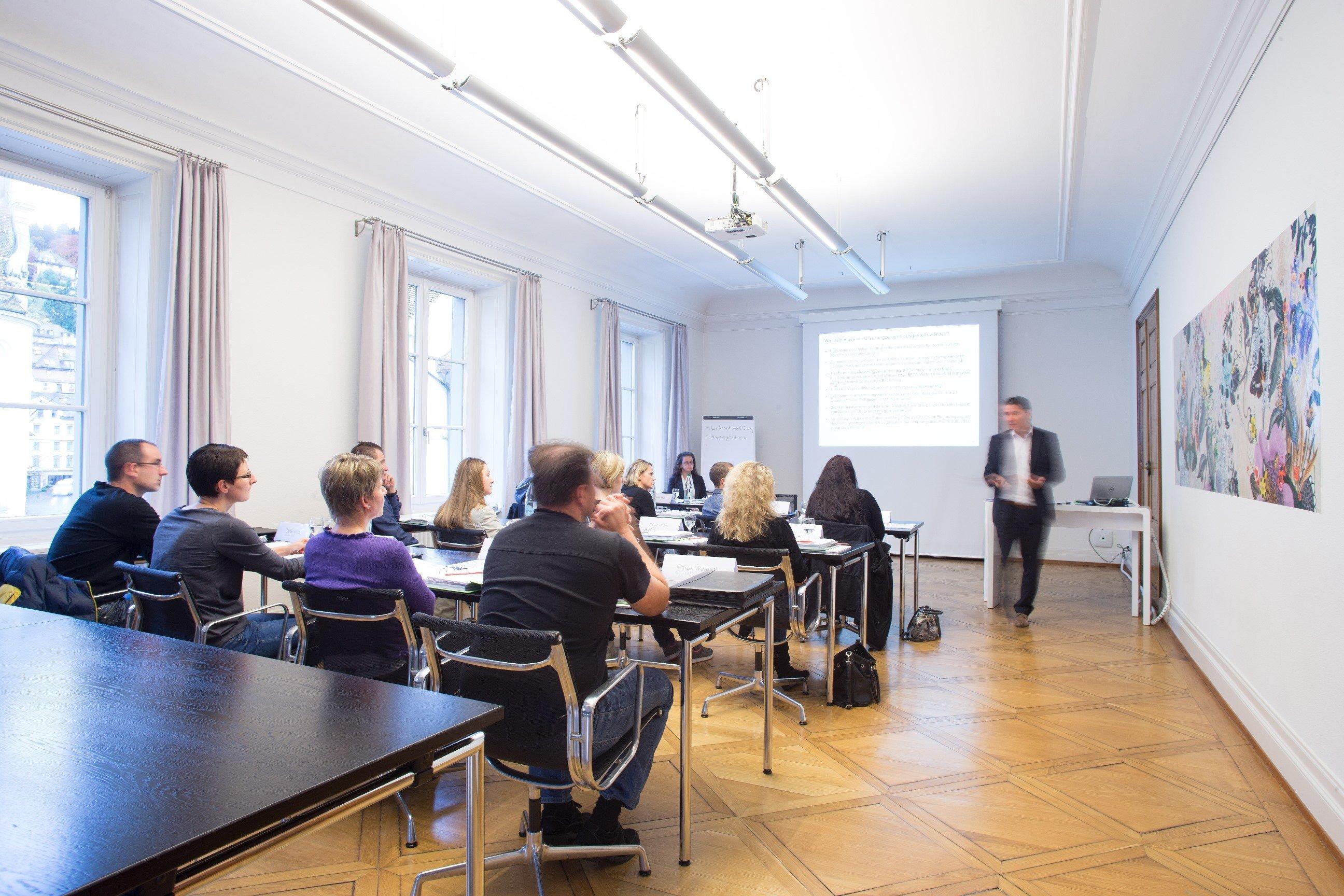 Exportschulung, Seminar